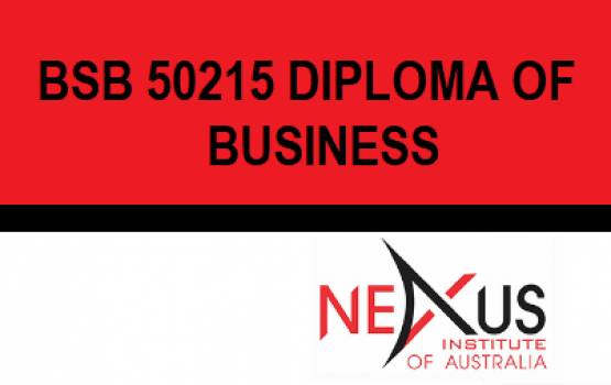 Diploma of Business (BSB50215)